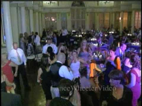 Canfield Casino Wedding - Lance Wheeler Video