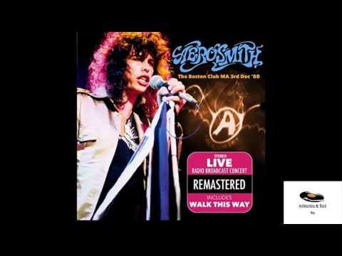 Aerosmith - Live At Club Boston (03/12/1980)