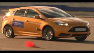 Ford Focus ST: тест-драйв программы Автопанорама