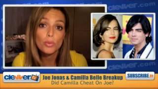 Joe Jonas & Camilla Belle Breakup Finally Confirmed