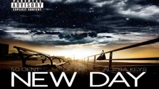Download 50 Cent - New Day (Ft. Dr. Dre & Alicia Keys) [Dirty/Full/Official Version] MP3 song and Music Video