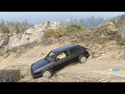 GTA 5 SHQIP | Video E Par Me Golf 2 Per Ne Mount Chiliad