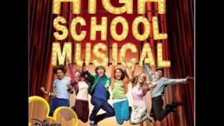 High School Musical - Start Of Something New