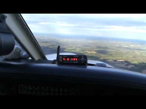 ZAON MRX PCAS in-flight demonstration