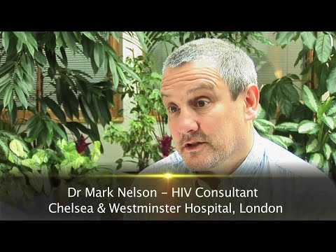 Dr. Mark Nelson - HIV Consultant, Chelsea and Westminster Hospital, London.