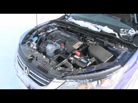 2013 Honda Accord Sedan Sport CVT review