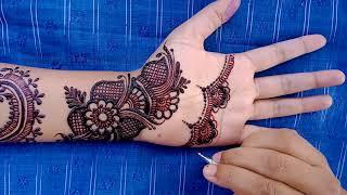 New Full Hand Mehndi Design 2019 - Latest Henna Design