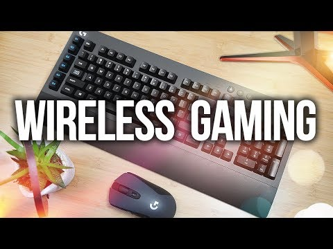 Logitech G603 Wireless Gaming Mouse & G613 Wireless Gaming Keyboard Review!