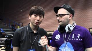 AFK TV @ IEM Katowice 2015: Interview with FaNtaSy English + BG Subs