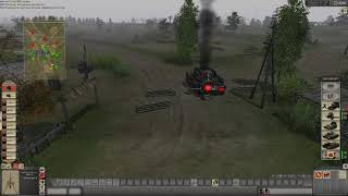 Men of war: assault squad PvP 4x4 (захват)+гайд как перевернуть катюшу)))