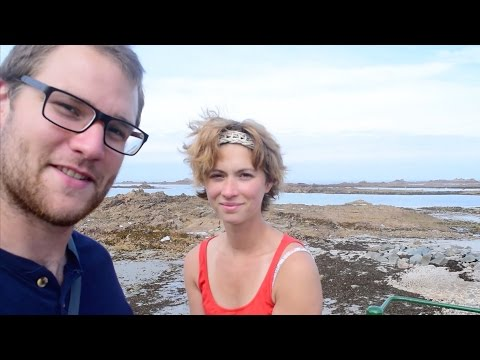 Two aboard Tuuli Ep. 19 - Crash landing on Guernsey (Cherbourg, FR → St. Peter Port, Guernsey)