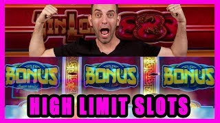 ✈️HIGH LIMIT Slots w/ $9 SPINS🎇Jin Long 888 & Cleopatra ✦ BCSlots