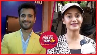 Krystle spotted with karan tacker on the sets of nach baliye 8 | rati pandey to return on tv