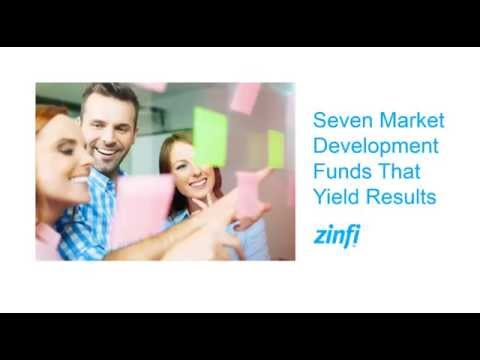 7 Market Development Funds Programs That Yield Results