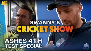 Ben Stokes, Sir Viv Richards and England vs. Australia 4th Test preview | Swanny's Cricket Show #10