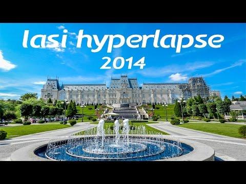 Iasi hyperlapse