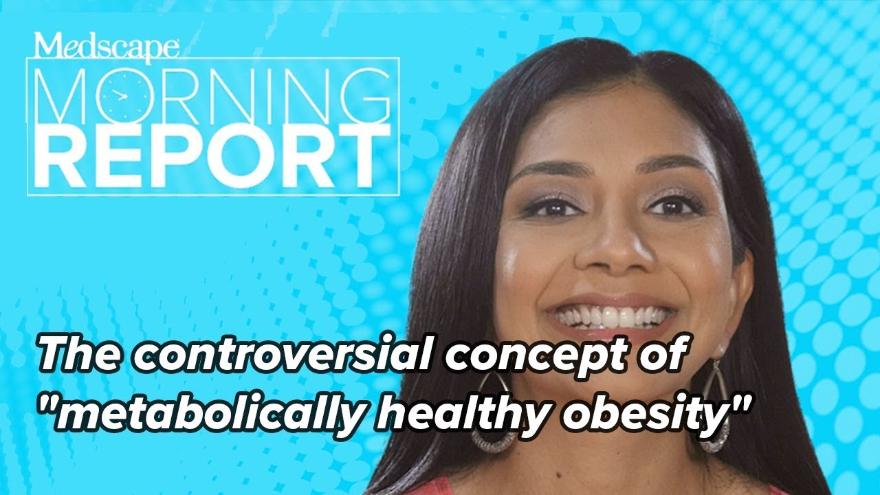 Can Obesity Ever Be Healthy Morning Report Youtube