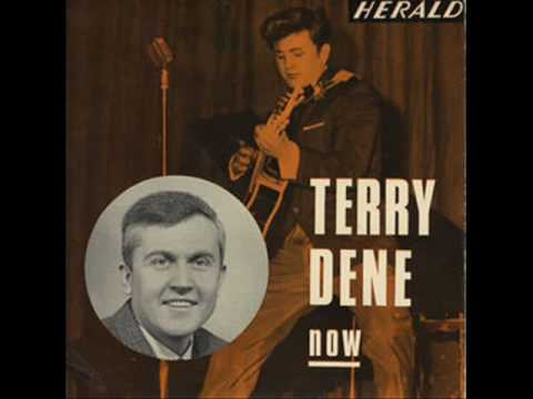 Terry Dene  A White Sports Coat  And A Pink Carnation   1957
