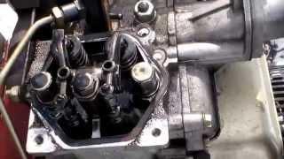 Ремонт, разборка дизельного двигателя. Переломанный коленвал(Минитрактор https://www.youtube.com/watch?v=iA7XIL9iUnE&list=PL6zZnMvY4jf8POP77ryclXRG8C5qd-tde Самодельные узлы ..., 2013-03-26T06:45:54.000Z)