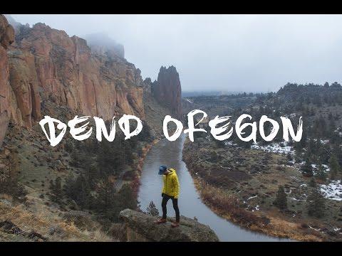 Adventure Vlog 2 // Bend Oregon