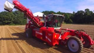 Heygate Farms Swaffham 2016 Potato Harvest