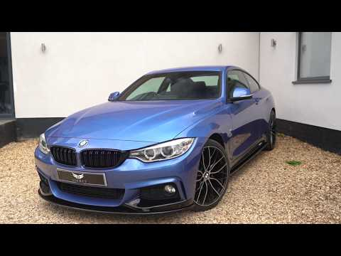 WE TRANSFORMED THIS BMW 4 SERIES COUPE!