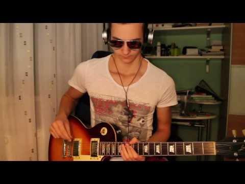 Different Heaven & EH!DE - My Heart (Gmartar guitar cover dubstep)