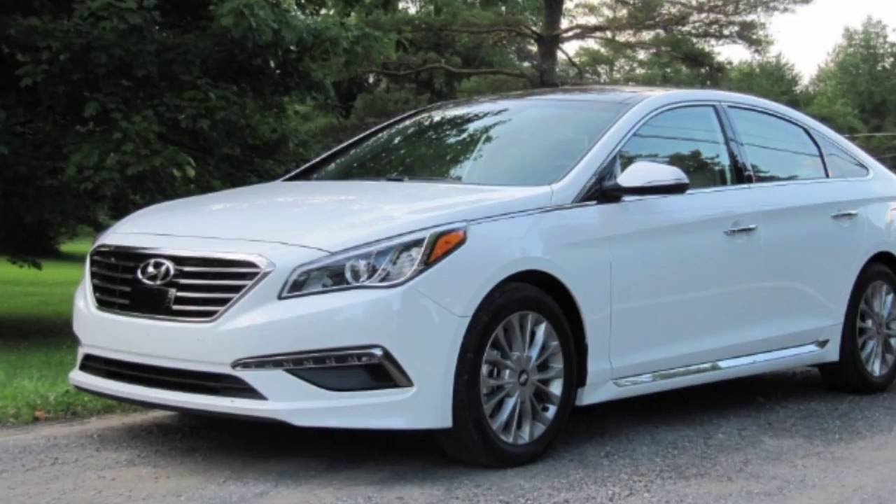 Ijdmtoy Led Daytime Running Lights For 2017 Up Hyundai Sonata Se
