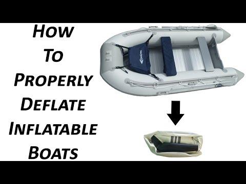 How to Deflate