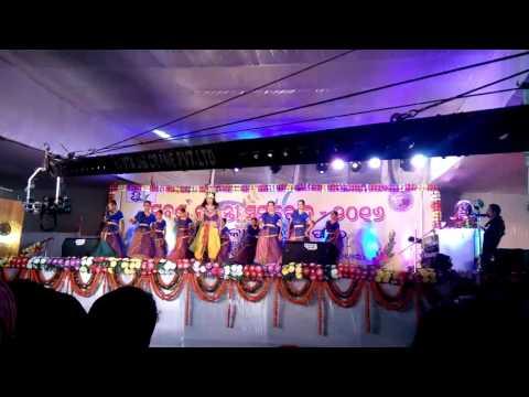 Suna jhulana dance golden jubilee kkvp school