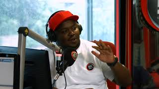 Skhumba mentions Floyd Shivambu and talks about the crocodile incident
