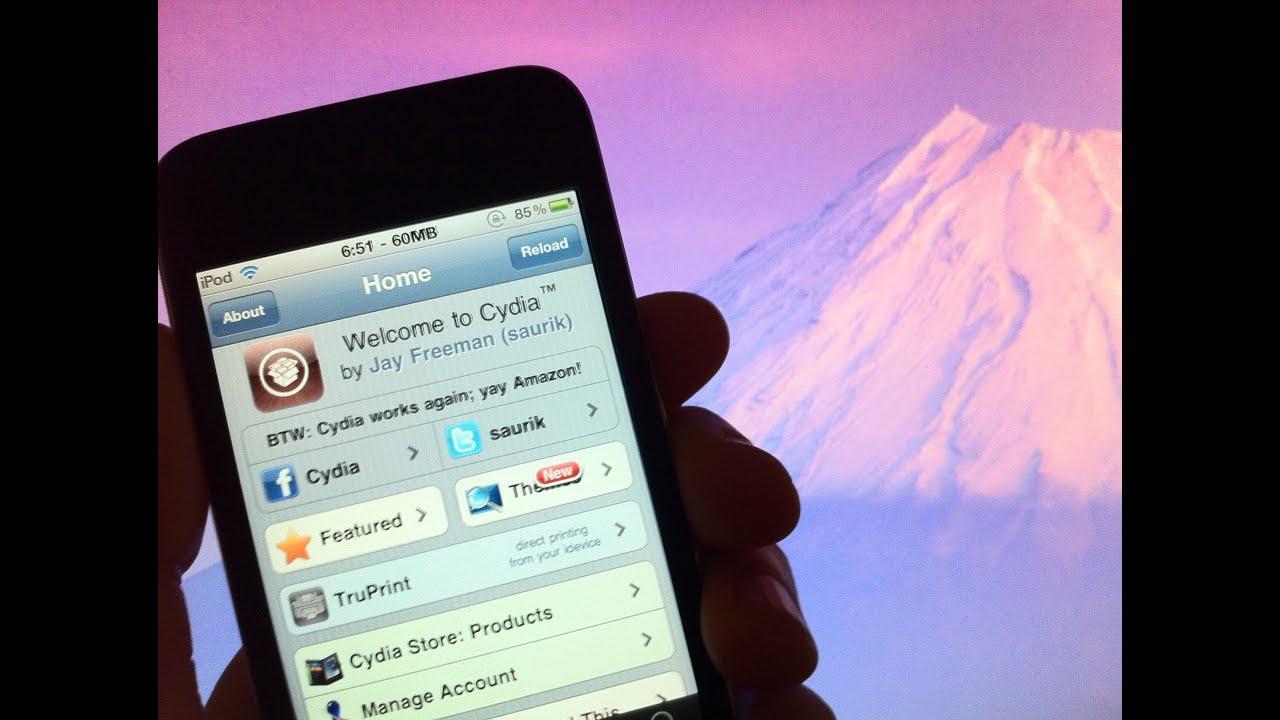 Jailbreak iOS 4 0 Untethered iPhone 4s/4/3Gs,iPod Touch 4/3, iPad 2/1