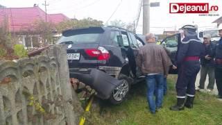 accident Baita (GHERLA) 24 octombrie 2016