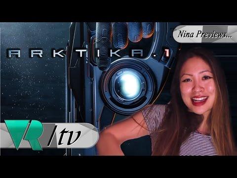 VRTV: Heading into the Dystopian Future of Arktika.1