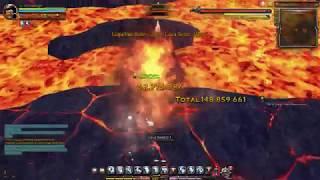 Dragon Nest Sea Blade Dancer Skill Rotation Test