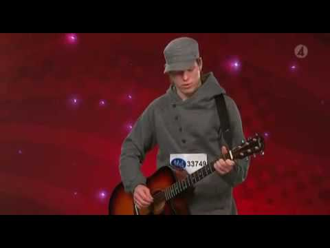 Idol 2009 Alexander Eriksson Audition Gävle