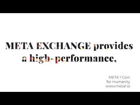 META 1 / META 1 Coin. METANOMICS OVERVIEW. Part 2 #crypto #money #finance #blockchain #news