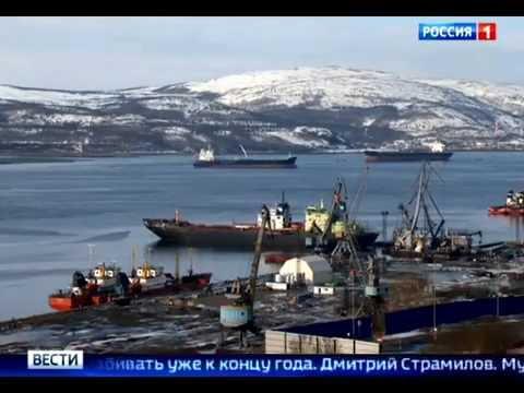 """""""НОВАТЭК"""" приступает к реализации арктического проекта в Белокаменке"""