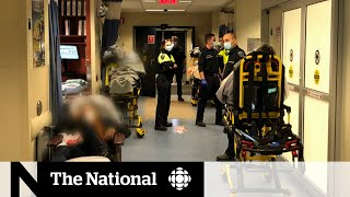 Dozens die from COVID-19 at overloaded Quebec hospital