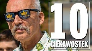 10 ciekawostek o Januszu Korwin Mikke.