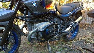 Защитные дуги на  BMW  r1150r