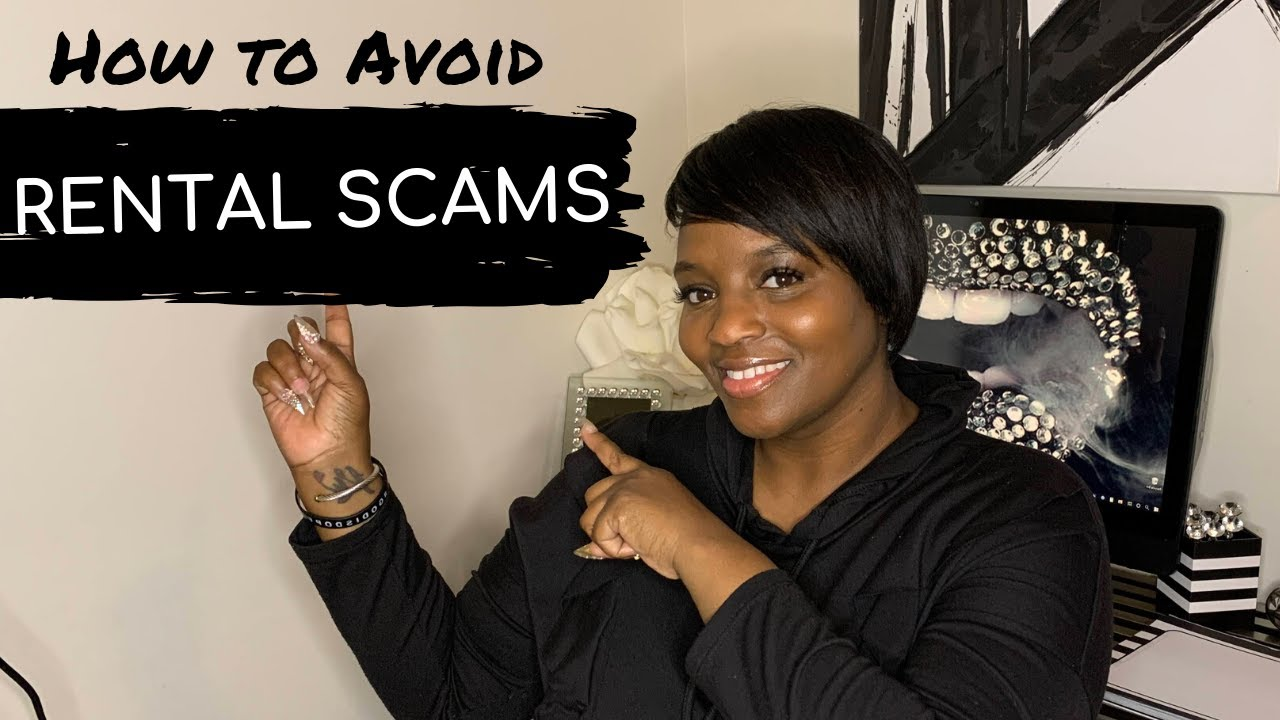 How to Avoid Rental Scams | Craigslist Rental Scams - YouTube