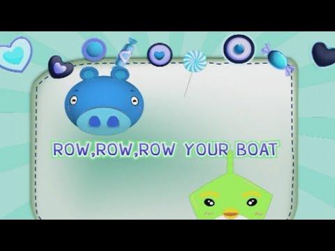 ROW,ROW,ROW YOUR BOAT [Official Karaoke]