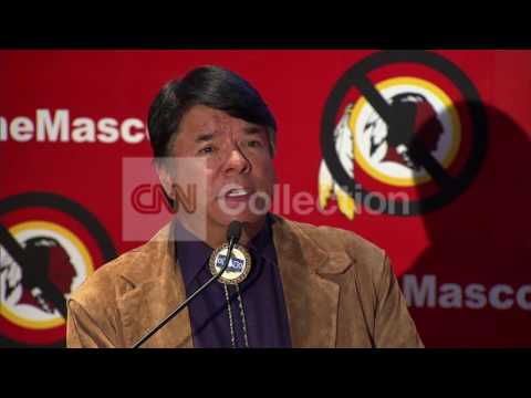 DC:REDSKINS CHANGING MASCOT DEBATE-IT'S OFFENSIVE