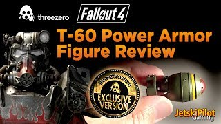 REVIEW: Threezero Fallout 4 T-60 Power Armor Figure