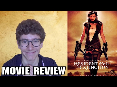 Resident Evil: Extinction [Action Movie Review]