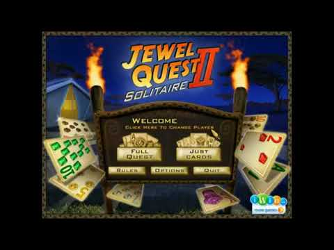 Jewel Quest Solitaire II PC Game Soundtrack OST   11. Volcano