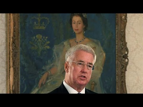 UK Defence Minister Michael Fallon resigns over sexual misconduct - UK defence ministry spokesman