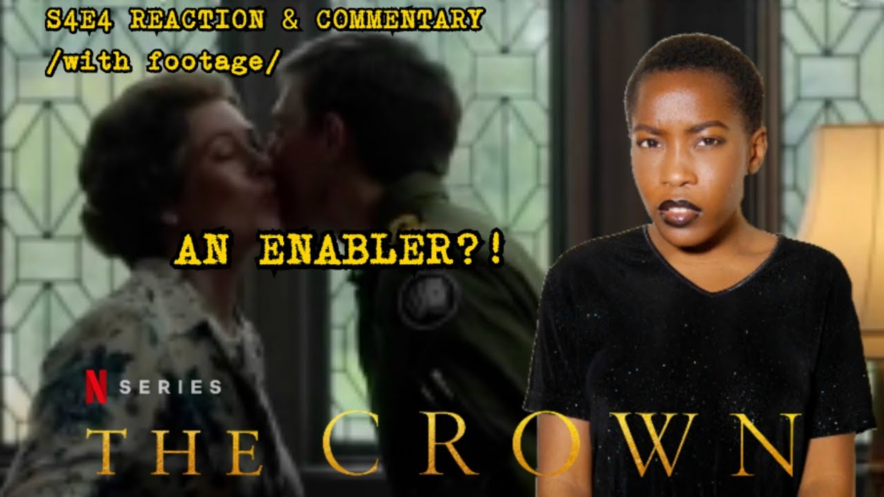 Download THE CROWN SEASON 4 REACTION EP 4 COMMENTARY