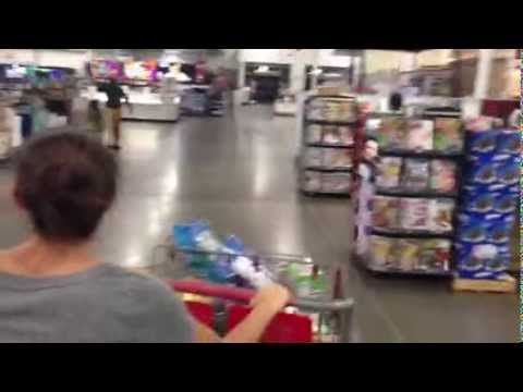 The Perfect Stroke - Grocery Shopping